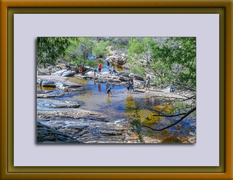 Spring Break at Sabino Creek-1566- blog II