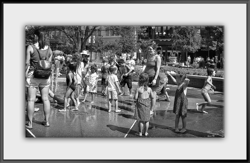 Water Playground IMG_0600 Art_edit B-W blog