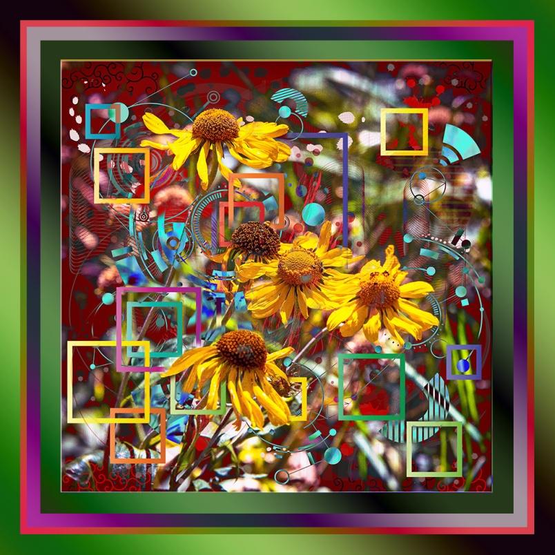 Wildflowers Mixed Art(1 of 1)-24 blog