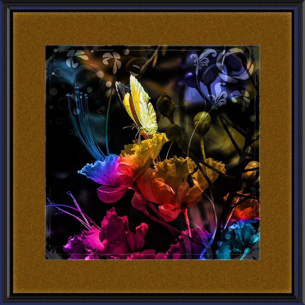 Yard flowers (1 of 1)-2Grunge Art blog