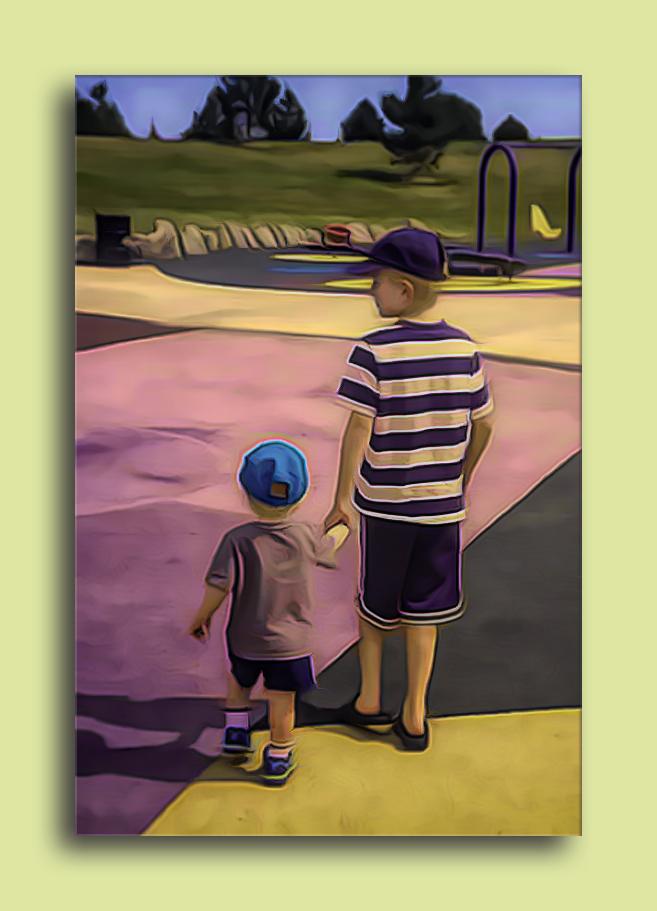 Jax & Nick-2-Edit-5-art-framed