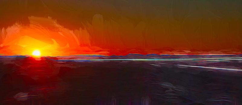 Puerto Penasco September 2013-0005-Sunset-Edit-1-art-Edit-4-blog