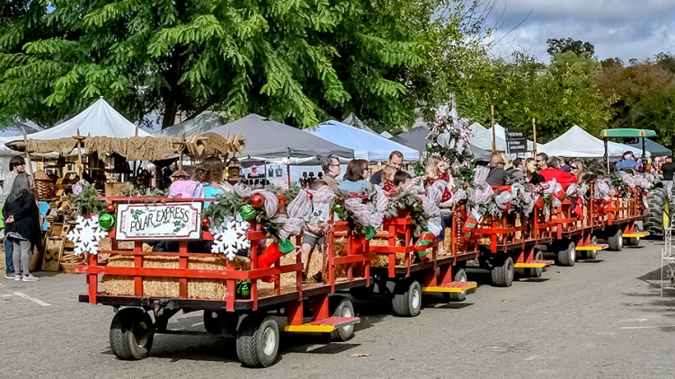 Bates Nut Farm Santa is Coming-3a-blog