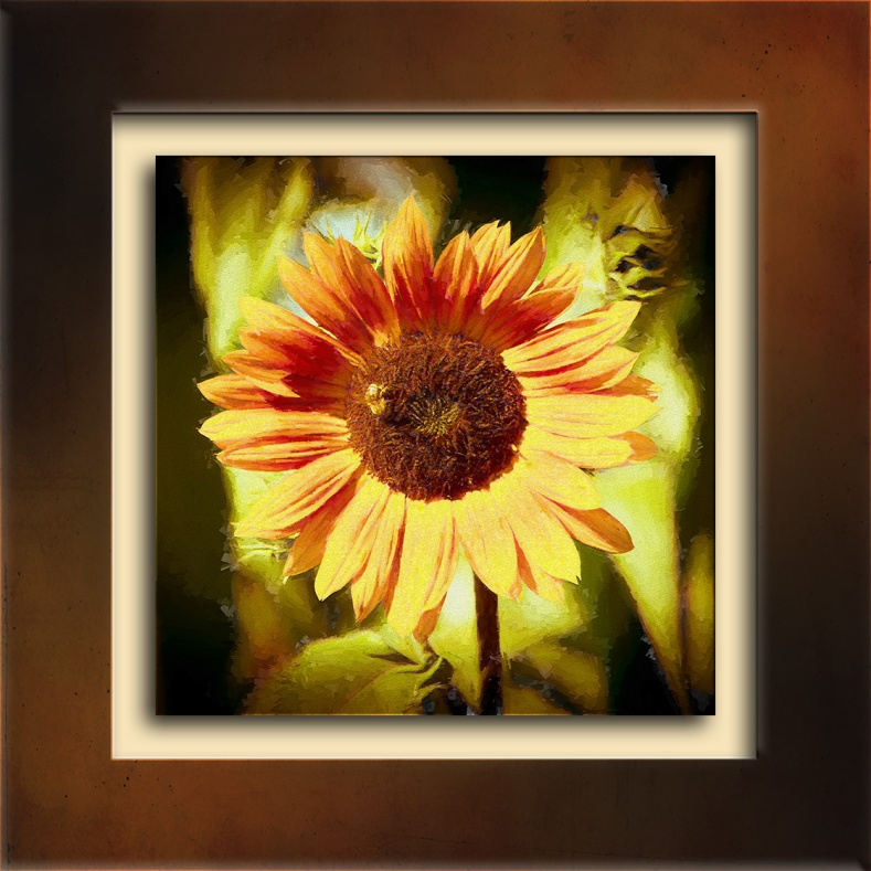 Blanket flower-art-blog