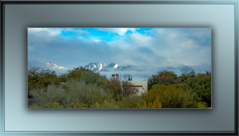 Morning Snow On The Catalinas-2-72
