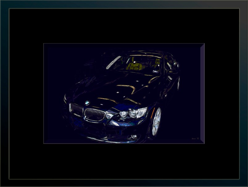bmw2006-12-14-03-i-art-blog-framed