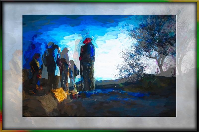 Hikers Taking A Water Break-Edit-1-Edit-1-72