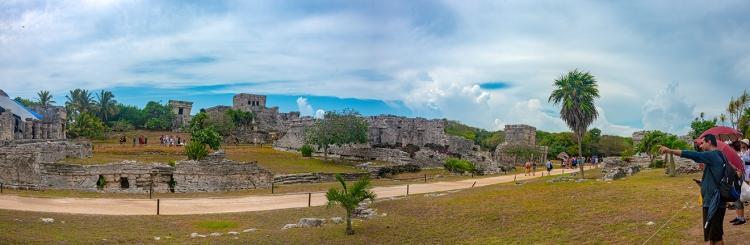 Tulum Maya Ruins-Panorama-72