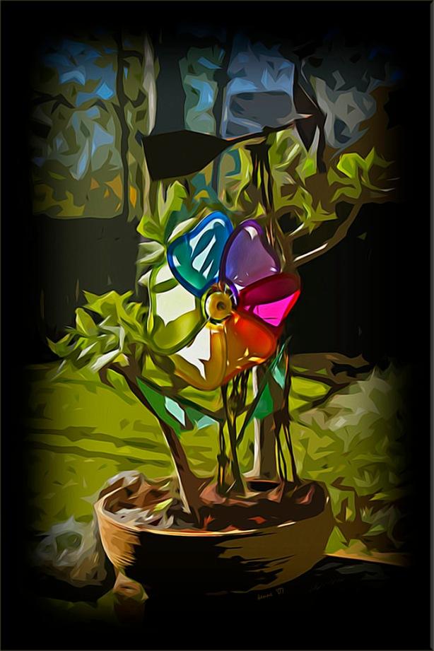 Pinwheel Art blog