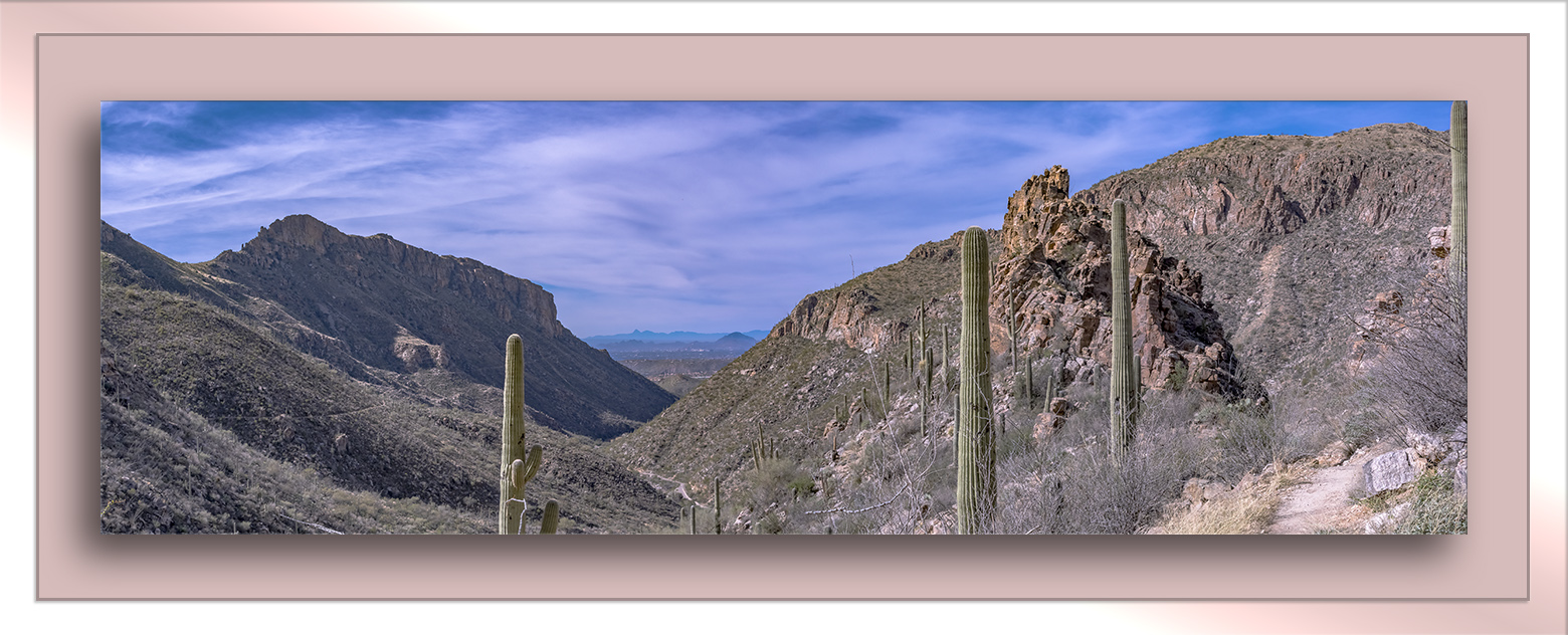 Sabino Canyon-Pano-72