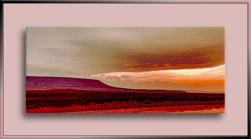 West Texas Sunset-art-72