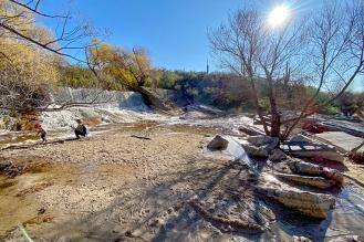 Sabino Creek Dam-72