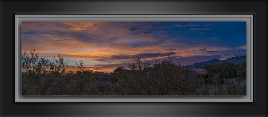 Catalina Foothills Sunset-72