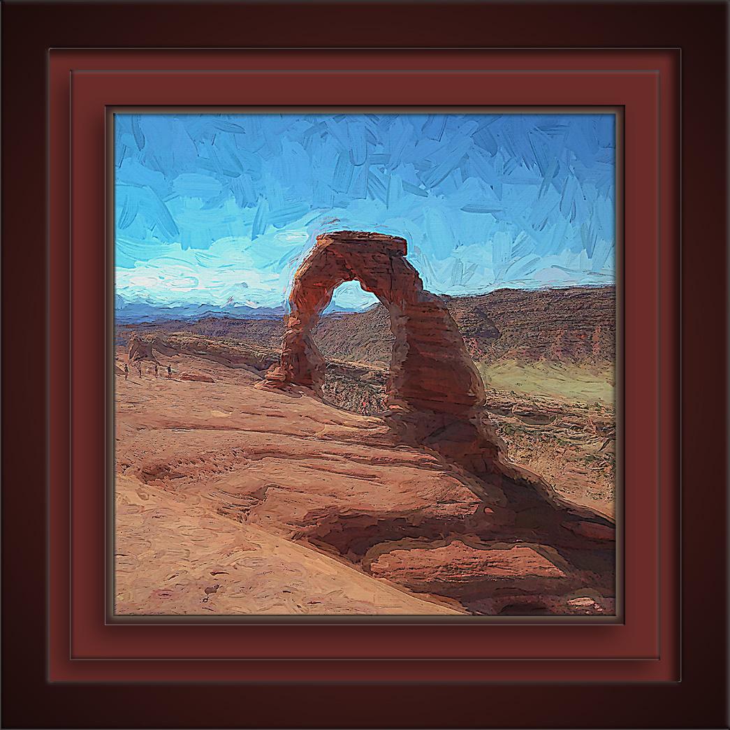 Delicate Arch-Archs National Park-art-72