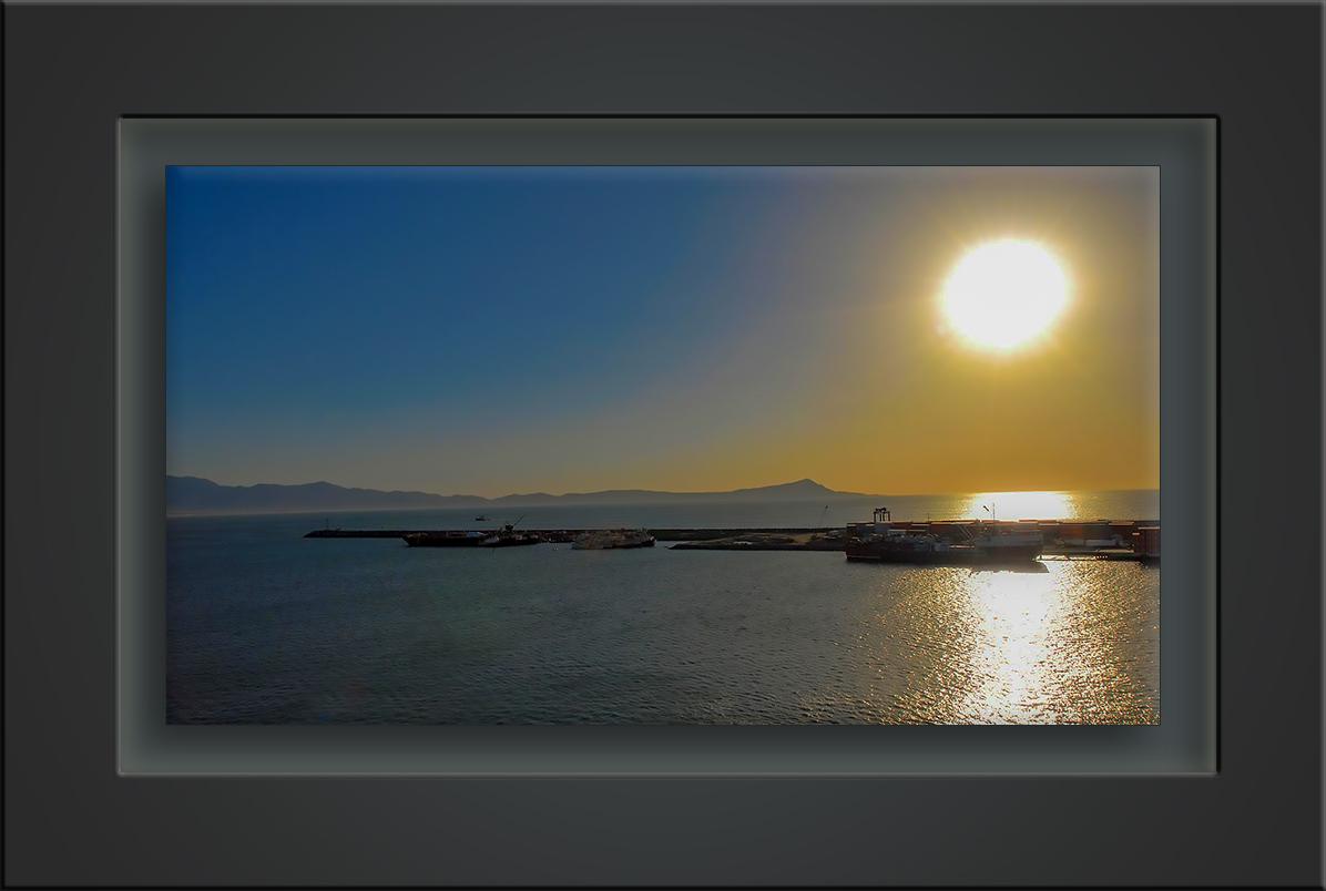 Ensenada Bay Sunset-art-72