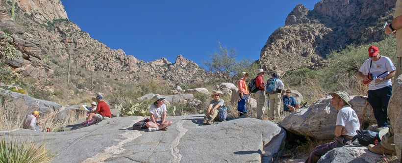 Pima Canyon October 2011