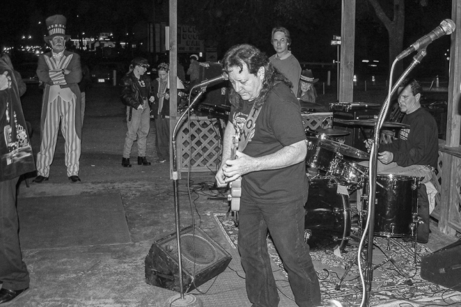 Gene Kelton at the Blue Door Texas Ice House