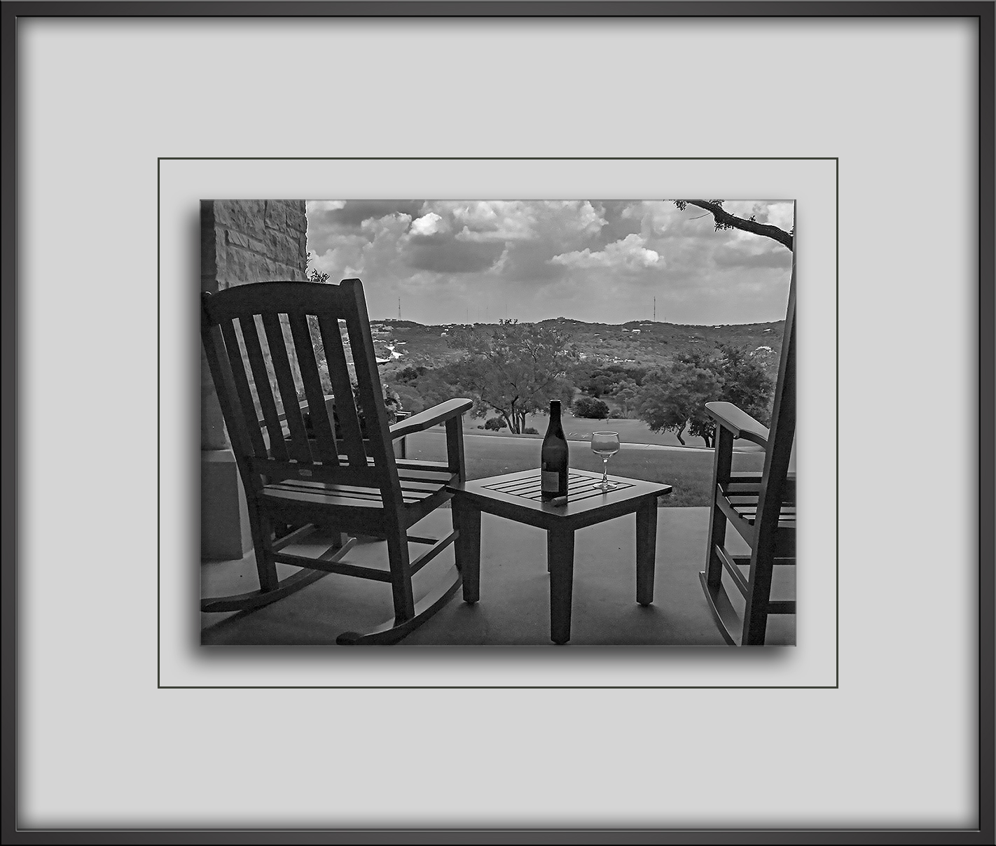 Hill Country Rocking Chair