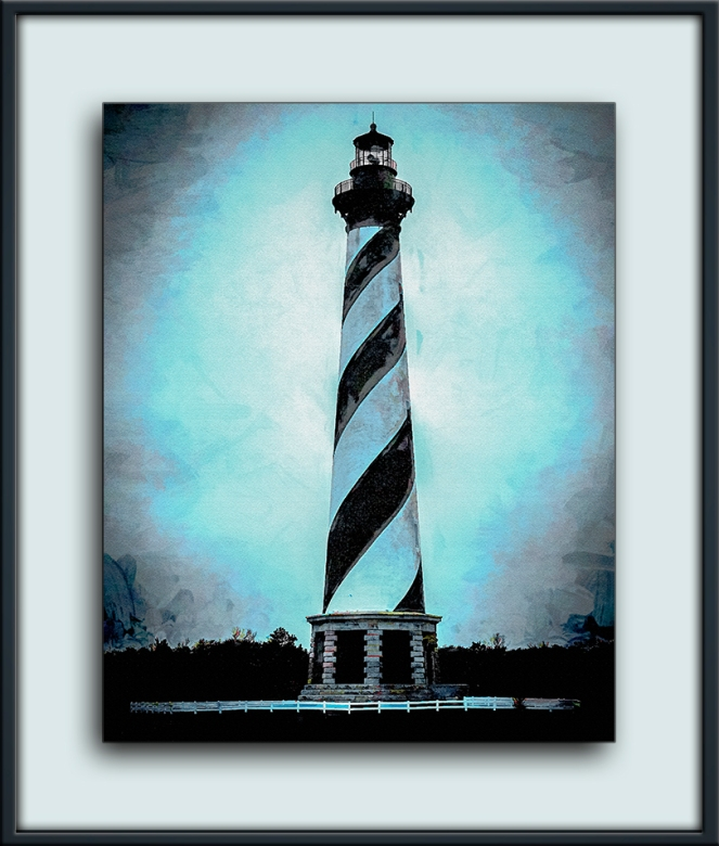Cape Hatteras Light Station 04-07-08-art-72
