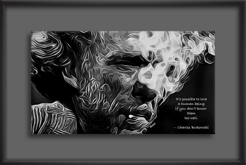 Charles Bukowski Art-quote-72