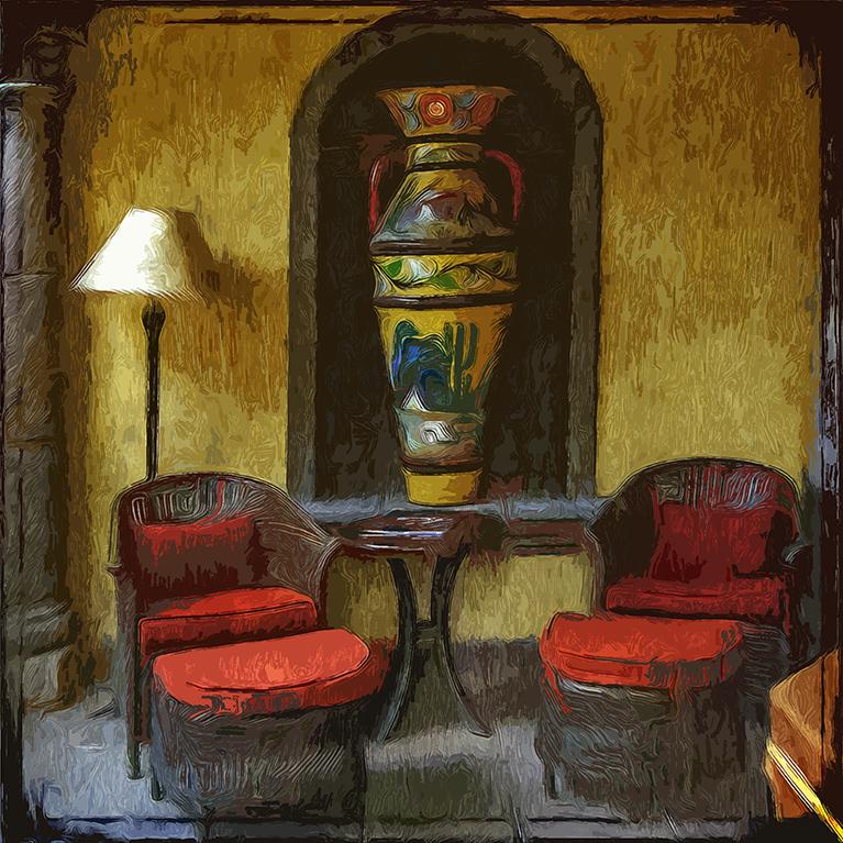 Hacienda de los Santos Setting Room-art-72