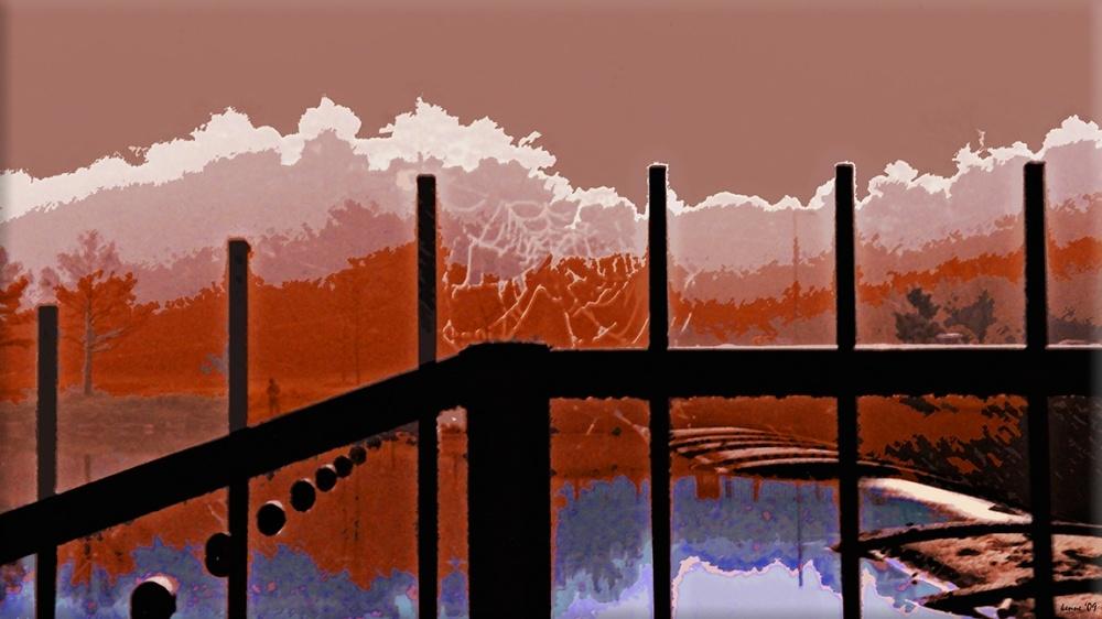 Webs poster paper tair hue color rain blog