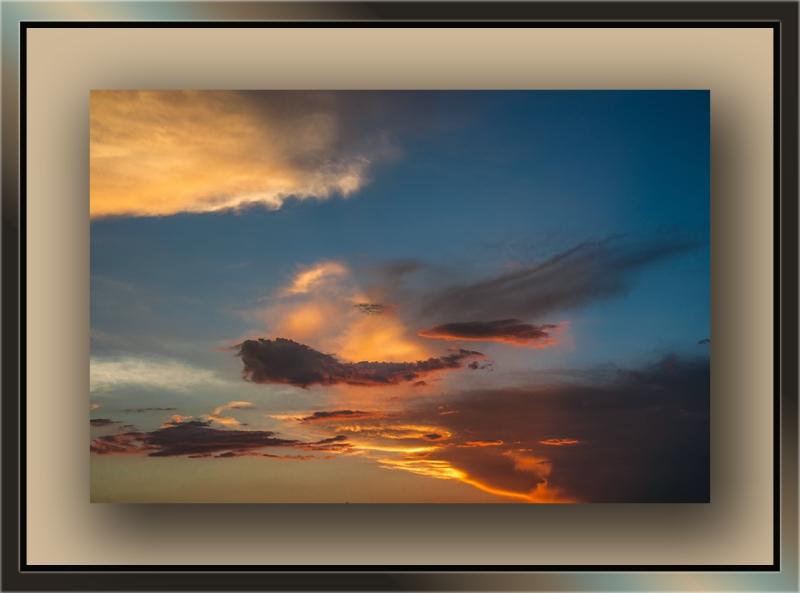 Sunset sky (1 of 1) blog